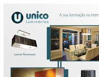 UNICO LUMINÁRIAS