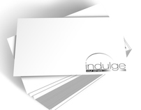 Indulge your senses logo