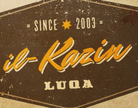 il- Kazin Branding & Posters