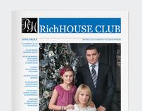 RichHouse Club Magazin