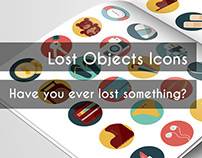 Lost Objects Icons