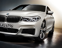 BMW 6er GT Katalog
