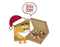 Pizzerías Cambalache - Postal 14