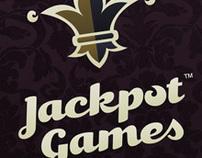 Jackpot Games Branding