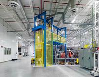 GE Ceramic Battery Plant