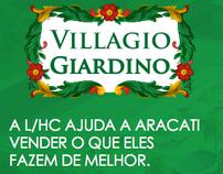 "Case ""Villagio Giardino"""