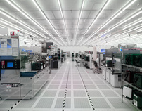 University of Albany Nanotechnology Clean Room