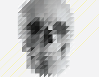 Graphic Skull
