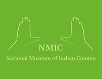 Visual Identity for National Museum of Indian Cinema