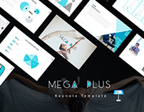 Mega Plus Keynote Template
