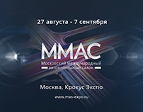 Moscow International Automobile Salon (MIAS) 2014