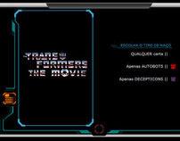 Super Trunfo Transformers - The Movie