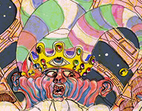 Band Poster : King Crimson