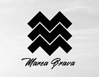 Marea Brava - Surf logo