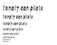 PILOT: font