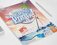 Flyer - Campanha Life Náutica