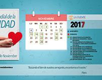 Diseño de Calendarios 2017