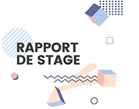 Edition - Rapport de stage