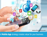 Potential Mobileappstrategy creates value for business