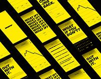 Brand Identity | WHAT IF ProductivityApp