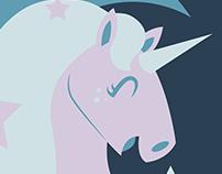 Fancy Gal Unicorn!