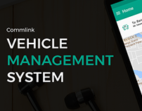 Commlink Vehicle Management System