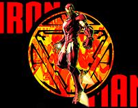 Homem de Ferro - Photoshop