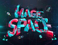 Magic Space  Illustration