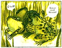 A Midsummer Night's Toad Dream | Finkenau Jubilee (I)
