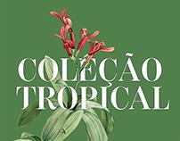 Coleção Tropical Lunender