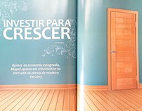 "Editorial Design - ""Investir Para Crescer"""