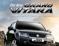 Maruti Suzuki - GRAND VITARA