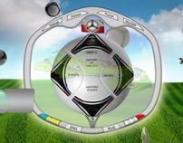 """UI """"Info channel"""" EURO 2012"""