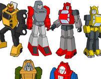 Autobots Mini-Bots
