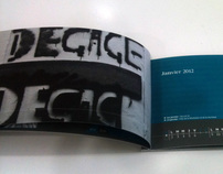 Calendrier Collector 2012 - Une année de révolution.