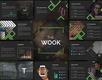 Wook | Powerpoint Presentation Template