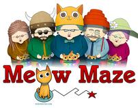 Meow Maze Game - iPhone & iPad