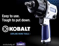 Kobalt Tools - Media
