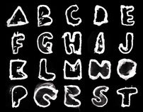 Bubble Typography aka. Zweifelblasen