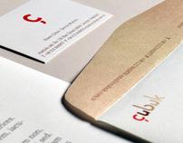 'çubuk' corporate identity project