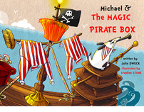 Michael & the Magic Pirate Box | FreckleBox