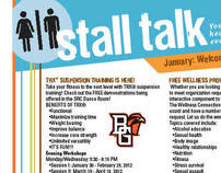 Stall Talk for January 2012