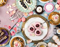 Marie Antoinette's Tea Party