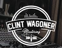 Clint Wagoner Mastering Logo and Branding