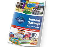 Instant Savings Book