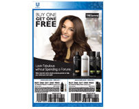 Collateral for TRESemme Hair Care