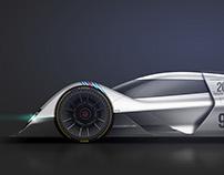 Porsche Vision GT WIP