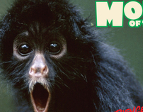 Monkey of the Month Poster