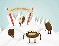 Anthony Thomas Chocolates: Advertising Campaign