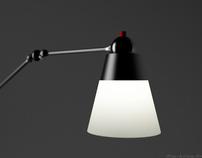 «Hinge» desk lamp